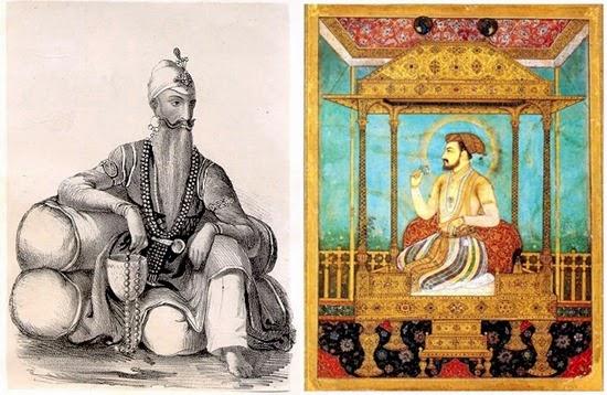 Malwa and Mughals time Kohinoor diamond