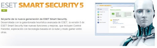 ESET Smart Security Antivirus 5