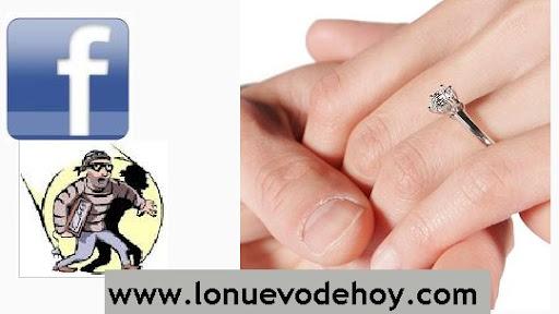 anillo en Facebook