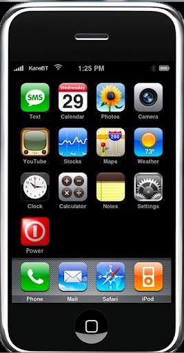 Simulador iphone