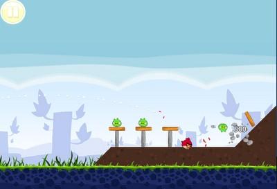 Angry Birds para Chrome