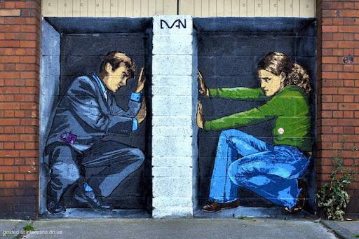13risunki Bristol Graffiti Street Art