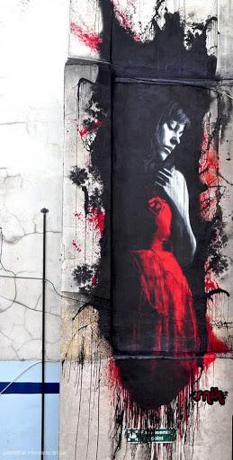 49risunki Bristol Graffiti Street Art