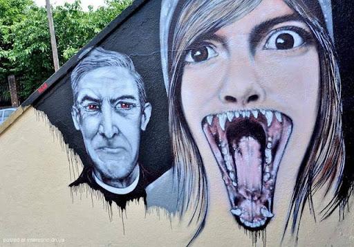5risunki Bristol Graffiti Street Art