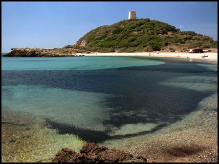 Domus de Maria Beach in Italy