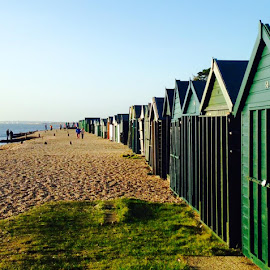 Beach huts by Rachel Hardwick - Buildings & Architecture Other Exteriors