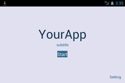 YourApp