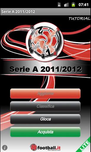 If Serie A Lite