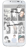 Screenshot of EXO KAI Lockscreen