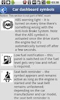 Screenshot of Driver License Test New Jersey