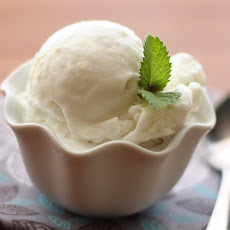 Pineapple Mint Gelato