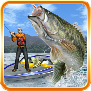 Bass Fishing 3D on the Boat For PC / Windows 7/8/10 / Mac – Free Download