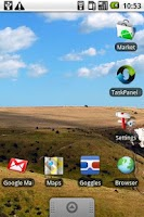 Screenshot of SuperWallpapers: Landscapes