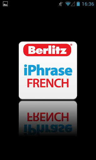 Berlitz French Phrase Book