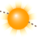 太陽位置 icon