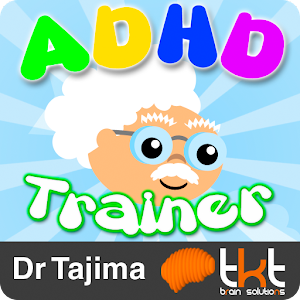 Cover art APPS for kids with ADHD