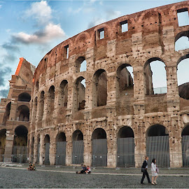 Colesseum 2 by Stephen Barney - Buildings & Architecture Public & Historical