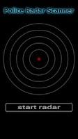 Screenshot of Police Radar Scanner