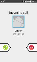 Screenshot of Wi-Fi Talkie Lite