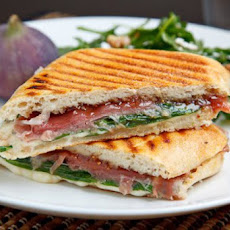 Fig and Prosciutto Grilled Cheese Sandwich