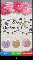 Screenshot of Happy Mother's Day HD Wall