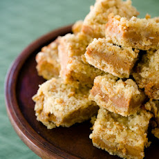 Brown Butter Lucuma Bars