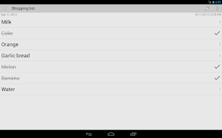 Screenshot of ColorNote Notepad Notes