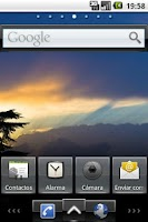 Screenshot of ADWTheme One