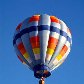 by Walter Carlson - Transportation Other ( hot air, tourist )