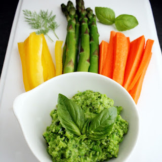 Vegan Pea Pesto