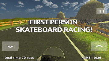 Screenshot of Skateboard Racing Free