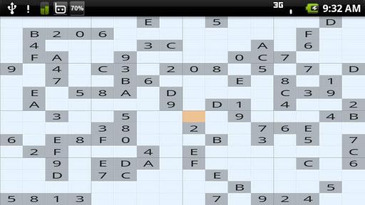 Hex Sudoku Lite
