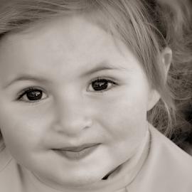 Carolyn by David Baker - Babies & Children Child Portraits