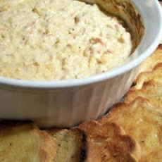 Hot Crabmeat or Shrimp Dip