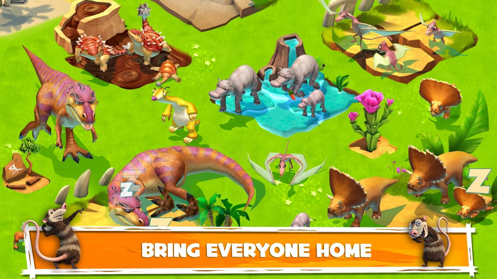 Ice Age Adventures Screenshot 3