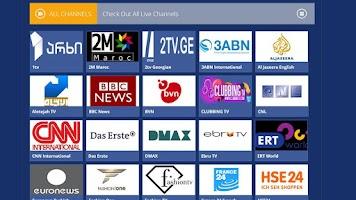 Screenshot of Giniko TV - Watch Free TV