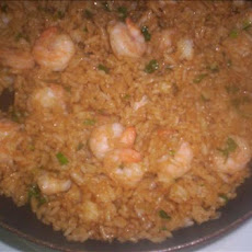 Easy Shrimp Fried Rice