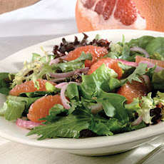 Grapefruit-And-Greens Salad