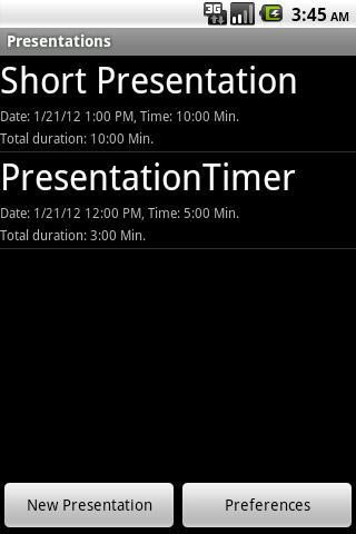 PresentationTimerPro