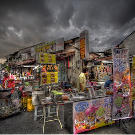 by Kerry Sadgirl - City,  Street & Park  Markets & Shops