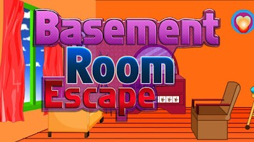 Screenshot of Basement House Escape