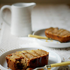 Sticky Apple & Gingerbread Pecan Loaf