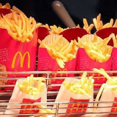 McDonald's-style French Fries at Home
