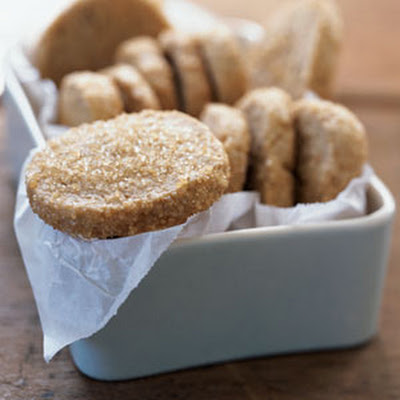 Brown Sugar-Pecan Shortbread