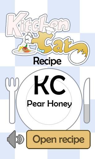 KC Pear Honey