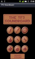 Screenshot of TF2 Soundboard