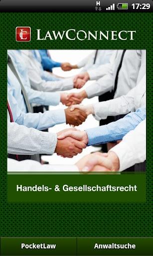 Handels- Gesellschaftsrecht
