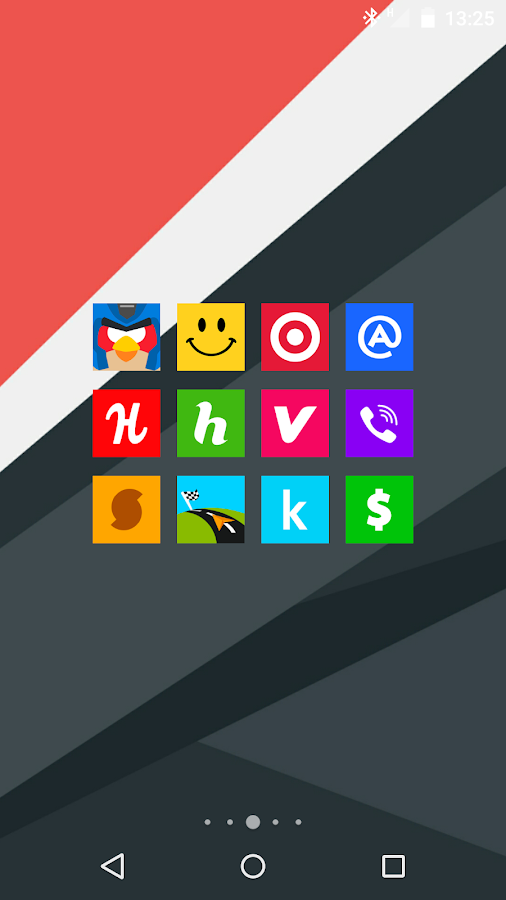 Goolors Square - icon pack Screenshot 7