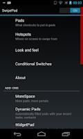 Screenshot of SwipePad - Gesture Launcher