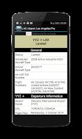 Screenshot of Charlotte Douglas Airport Pro
